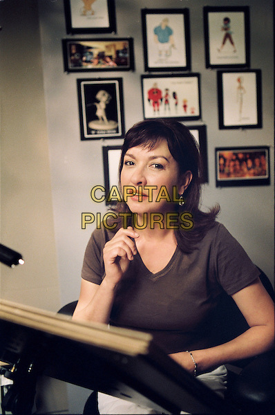 ELIZABETH PENA.in The Incredibles.*Editorial Use Only*.www.capitalpictures.com.sales@capitalpictures.com.Supplied by Capital Pictures.