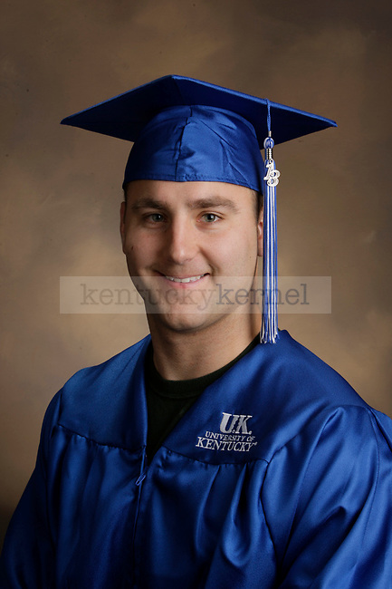 Furnival, Alexander photographed during the Feb/Mar, 2013, Grad Salute in Lexington, Ky.