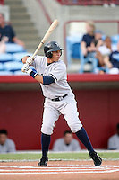 August 13, 2008: Luis Nunez (11) of the Tampa Yankees at Ed Smith Stadium in Sarasota, FL. Photo by: Chris Proctor/Four Seam Images
