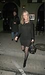 ..April 29th 2012..Peter Fonda & wife Margaret Devogelaere New Wife .dine at Craig's in West Hollywood...www.AbilityFilms.com.805-427-3519.AbilityFilms@yahoo.com.