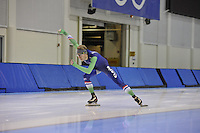 SPEED SKATING: SALT LAKE CITY: 18-11-2015, Utah Olympic Oval, ISU World Cup, training, Jorrit Bergsma (NED), ©foto Martin de Jong