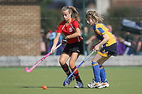 Upminster HC Ladies 2nd XI vs Havering HC Ladies 2nd XI 15-09-12