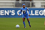 08 December 2013: UCLA's Taylor Smith. The Florida State University Seminoles played the University of California Los Angeles Bruins at WakeMed Stadium in Cary, North Carolina in a 2013 NCAA Division I Women's College Cup championship game. UCLA won the game 1-0 in overtime.