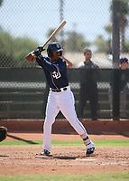 Angel Solarte - 2017 AIL Padres (Bill Mitchell)