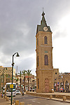 Jaffa Clock Tower, The Plaza of the Jewish Agency