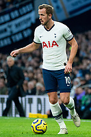Tottenham Hotspur's Harry Kane during the match against Bournemouth<br /> <br /> Photographer Stephanie Meek/CameraSport<br /> <br /> The Premier League - Tottenham Hotspur v Bournemouth - Saturday 30th November 2019 - Tottenham Hotspur Stadium - London<br /> <br /> World Copyright © 2019 CameraSport. All rights reserved. 43 Linden Ave. Countesthorpe. Leicester. England. LE8 5PG - Tel: +44 (0) 116 277 4147 - admin@camerasport.com - www.camerasport.com