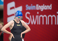 Picture by Allan McKenzie/SWpix.com - 05/08/2017 - Swimming - Swim England National Summer Meet 2017 - Ponds Forge International Sports Centre, Sheffield, England - Swim England, branding.