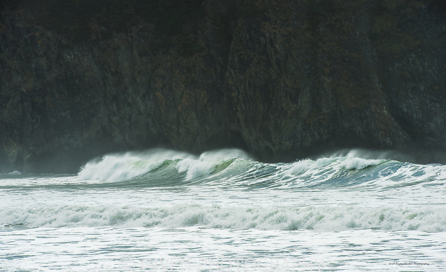 Surf, Olympic National Park, Washington