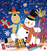 Alfredo, CHRISTMAS SANTA, SNOWMAN, WEIHNACHTSMÄNNER, SCHNEEMÄNNER, PAPÁ NOEL, MUÑECOS DE NIEVE, paintings+++++,BRTOPROV3,#x#