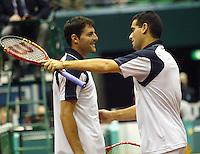 20040221, Rotterdam, ABNAMRO WTTErlich/Ram winnen halve finale