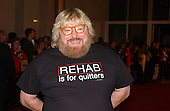 Bruce Vilanch arrives at the John F. Kennedy Center for the Performing Arts in Washington, D.C. to honor Whoopi Goldberg, the recipient of the 2001 Mark Twain Prize for humor on October 15, 2001..Credit: Ron Sachs / CNP