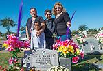 Santa Teresa Cemetery - Dia de los Muertos