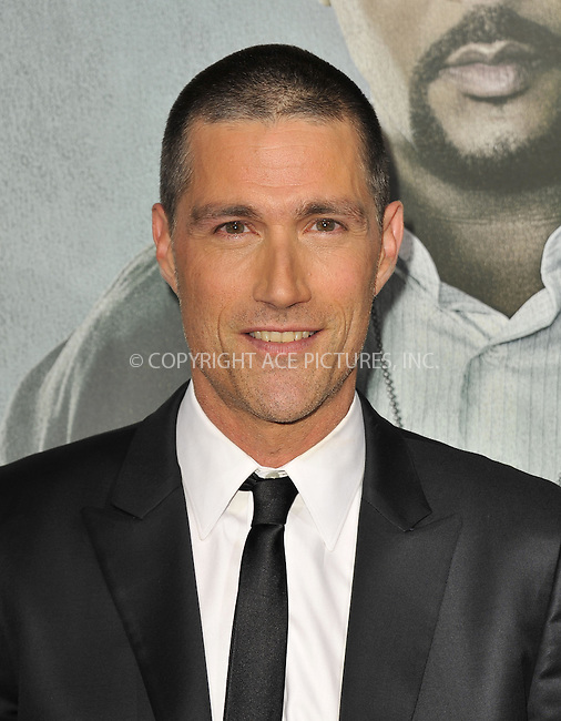 WWW.ACEPIXS.COM....October 15 2012, LAS... ..Matthew Fox arriving at the Los Angeles premiere of 'Alex Cross' at ArcLight Cinemas Cinerama Dome on October 15, 2012 in Hollywood, California....By Line: Peter West/ACE Pictures......ACE Pictures, Inc...tel: 646 769 0430..Email: info@acepixs.com..www.acepixs.com