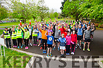 At the Start of the 5k Tralee parkrun every Staturday at 9.20am