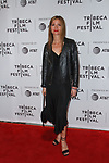 Actress Jill Hennessy arrives at the world premiere of Standing Up, Falling Down at the 2019 Tribeca Film Festival presented by AT&T Thursday, April 25, 2019 at SVA Theater - 333 West 23 Street New York, NY.