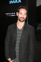LOS ANGELES, CA - SEPTEMBER 28: Manuel Garcia-Rulfo at the premiere of IMAX's 'Voyage Of Time: The IMAX Experience' at California Science Center on September 28, 2016 in Los Angeles, California. Credit: David Edwards/MediaPunch