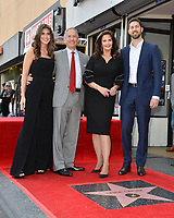 Lynda Carter, Jessica Altman, Robert A. Altman &amp; James Altman at the Hollywood Walk of Fame Star Ceremony honoring TV's &quot;Wonder Woman&quot; star Lynda Carter on Hollywood Boulevard, Los Angeles, USA 03 April 2018<br /> Picture: Paul Smith/Featureflash/SilverHub 0208 004 5359 sales@silverhubmedia.com