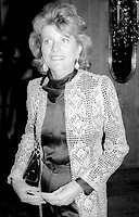 Pat Kennedy Lawford 1978<br /> Photo By Adam Scull/PHOTOlink.net