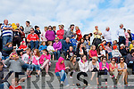 CROWDS: Crowds that attended the Pig racing  on Ballyheigue Beach on Saturday evening  in Conjuction with Ballyheigue Summer Festival.......................