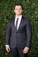 Taron Egerton<br /> arriving for the 2018 Charles Finch & CHANEL Pre-Bafta party, Mark's Club Mayfair, London<br /> <br /> <br /> ©Ash Knotek  D3380  17/02/2018