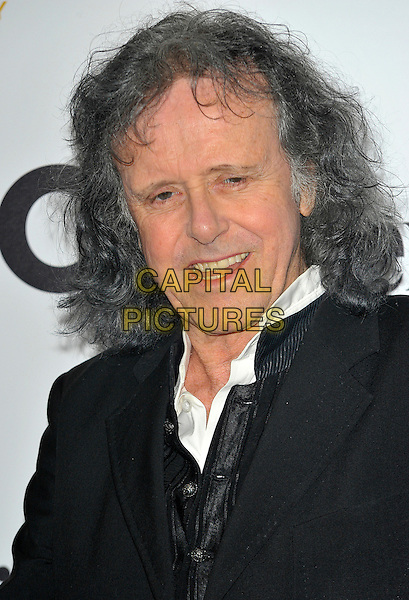 Donovan (Donovan Philips Leitch).Mojo Honours List 2011 Awards Ceremony, held at The Brewery - Arrivals London, England..July 21st, 2011.headshot portrait black white.CAP/CJ.©Chris Joseph/Capital Pictures.