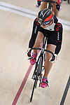 Riyu Ota (JPN), <br /> AUGUST 28, 2018 - Cycling - Track : Women's Keirin Round 1 at Jakarta International Velodrome during the 2018 Jakarta Palembang Asian Games in Jakarta, Indonesia. <br /> (Photo by MATSUO.K/AFLO SPORT)