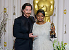 "OCTAVIA SPENCER AND CHRISTIAN BALE.Octavia Spencer was the winner of the Best Supporting Actress Award for her role in ""Help"" at the 84th Academy Awards, Kodak Theatre, Hollywood, Los Angeles_26/02/2012.Mandatory Photo Credit: ©Dias/Newspix International..**ALL FEES PAYABLE TO: ""NEWSPIX INTERNATIONAL""**..PHOTO CREDIT MANDATORY!!: NEWSPIX INTERNATIONAL(Failure to credit will incur a surcharge of 100% of reproduction fees)..IMMEDIATE CONFIRMATION OF USAGE REQUIRED:.Newspix International, 31 Chinnery Hill, Bishop's Stortford, ENGLAND CM23 3PS.Tel:+441279 324672  ; Fax: +441279656877.Mobile:  0777568 1153.e-mail: info@newspixinternational.co.uk"
