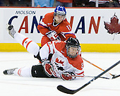 (Okal) Ryan Ellis (Canada - 8) - Team Canada defeated the Czech Republic 8-1 on the evening of Friday, December 26, 2008, at Scotiabank Place in Kanata (Ottawa), Ontario during the 2009 World Juniors U20 Championship.