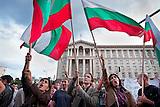 Proteste in Bulgarien / Protests in Bulgaria