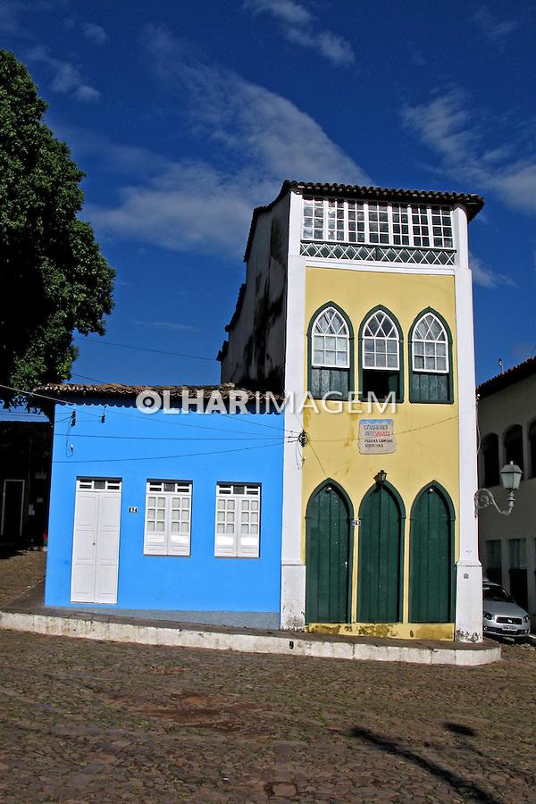 Cidade de Lençóis. Chapada Diamantina. Bahia. 2010. Foto de Lia Caldas.