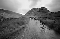 amazing(ly wet) Cumbrian Mountains<br /> <br /> Tour of Britain<br /> stage 2: Carlisle to Kendal (187km)