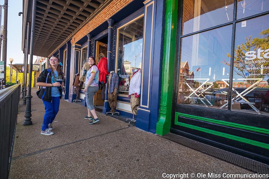Photo by Robert Jordan/Ole Miss Communications