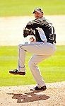 18 March 2007: Florida Marlins pitcher Henry Owens in action against the Washington Nationals at Space Coast Stadium in Viera, Florida...Mandatory Photo Credit: Ed Wolfstein Photo