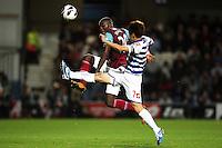 QPR v West Ham Utd 01-Oct-2012