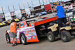 May 22, 2014; 4:19:58 PM; Wheatland, Mo., USA; The  Lucas Oil Late Model Dirt Series running the 22nd Annual Lucas Oil Show-Me 100 Presented by ProtectTheHarvest.com.  Mandatory Credit: (thesportswire.net)