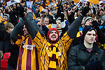 Bradford City 0 Swansea City 5, 24/02/2013. Wembley Stadium, Capital One Cup Final. Photo by Paul Thompson.