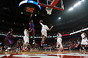 November 17, 2013: Shavon Shields (31) of the Nebraska Cornhuskers grabs the rebound against the South Carolina State Bulldogsat the Pinnacle Bank Areana, Lincoln, NE. Nebraska defeated South Carolina State 83 to 57.