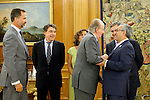 20130910 King Juan Carlos of Spain Recives COI Madrid 2020