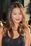 "Jamie Chung at The Marvel Studios Premiere of "" Captain America : The First Avenger ""  held at The El Capitan Theatre in Hollywood, California on July 19,2011                                                                               © 2011 DVS/Hollywood Press Agency"