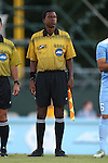 13 September 2016: Assistant Referee Justin Howard. The University of North Carolina Tar Heels hosted the East Tennessee State University Buccaneers at Fetzer Field in Chapel Hill, North Carolina in a 2016 NCAA Division I Men's Soccer match. ETSU won the game 1-0 in sudden death overtime.