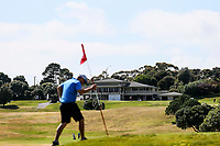 Day One of the Toro Interprovincial Men's Championship, Mangawhai Golf Club, Mangawhai,  New Zealand. Tuesday 5 December 2017. Photo: Simon Watts/www.bwmedia.co.nz