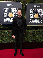 Andrea Iervolino arrives at the 75th Annual Golden Globe Awards at the Beverly Hilton in Beverly Hills, CA on Sunday, January 7, 2018.<br /> *Editorial Use Only*<br /> CAP/PLF/HFPA<br /> &copy;HFPA/Capital Pictures