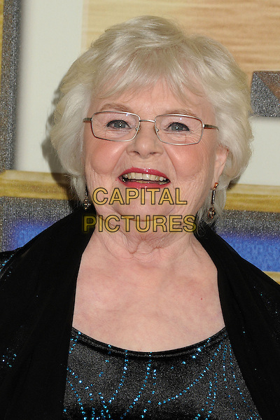 1 February 2014 - Los Angeles, California - June Squibb. 2014 Writers Guild Awards West Coast held at the JW Marriott Hotel.  <br /> CAP/ADM/BP<br /> &copy;Byron Purvis/AdMedia/Capital Pictures