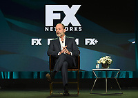 PASADENA, CA - FEBRUARY 4: CEO, FX Networks & FX Productions John Landgrof during the Executive Session panel for the 2019 FX Networks Television Critics Association Winter Press Tour at The Langham Huntington Hotel on February 4, 2019 in Pasadena, California. (Photo by Frank Micelotta/FX/PictureGroup)