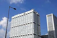Nederland Rotterdam  26 maart 2018. Twee gebouwen van het Erasmus MC Ziekenhuis.   Foto Berlinda van dam / Hollandse Hoogte