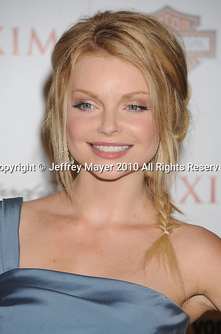 LOS ANGELES, CA. - May 19: Izabella Miko arrives at the 11th Annual MAXIM HOT 100 Party at Paramount Studios on May 19, 2010 in Los Angeles, California.