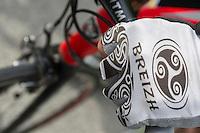 France, Bretagne, (29), Finistère, Presqu'île de Crozon, Crozon:  Cyclistes, vélo club de Crozon - le vélo en bretagne