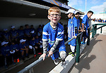 Images from the inaugural friendly match between Reno 1868 FC and the San Jose Earthquakes at Greater Nevada Field in Reno, Nev., on Saturday, Feb. 18, 2017. San Jose won 1-0. <br />Photo by Cathleen Allison/Nevada Photo Source