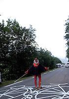 2010 Tour de France, Didi (The Devil) Senft.  Col du Tourmelet