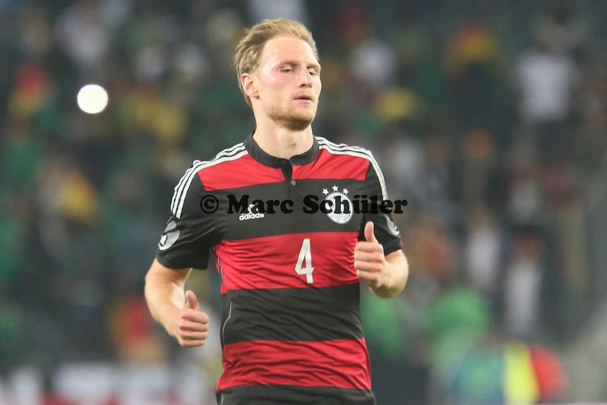 Benedikt Höwedes (D) - Deutschland vs. Kamerun, Mönchengladbach